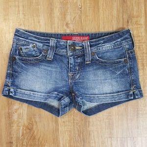 Guess Shorts - Guess denim shorts
